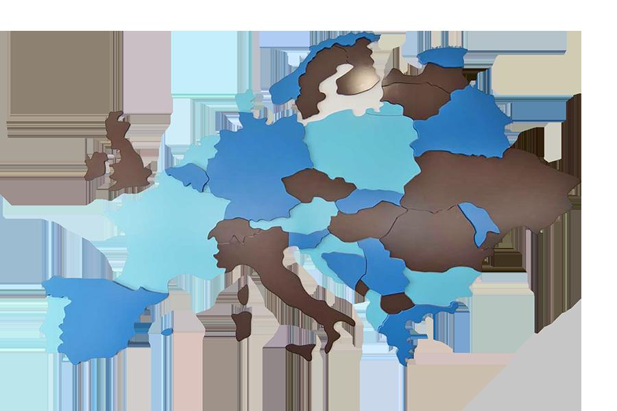 Delgo Transportes en Europa